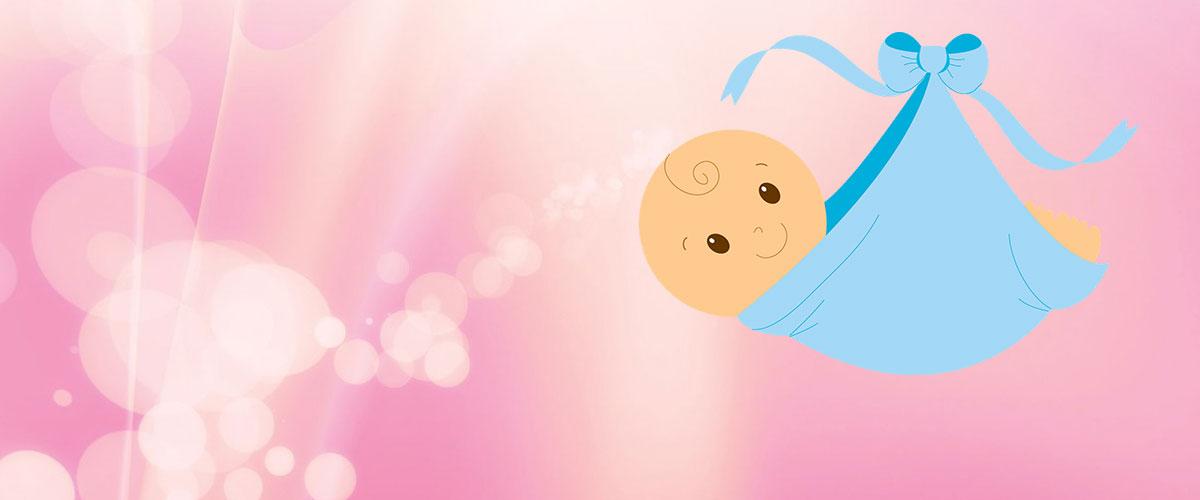 søte ord til en nyfødt